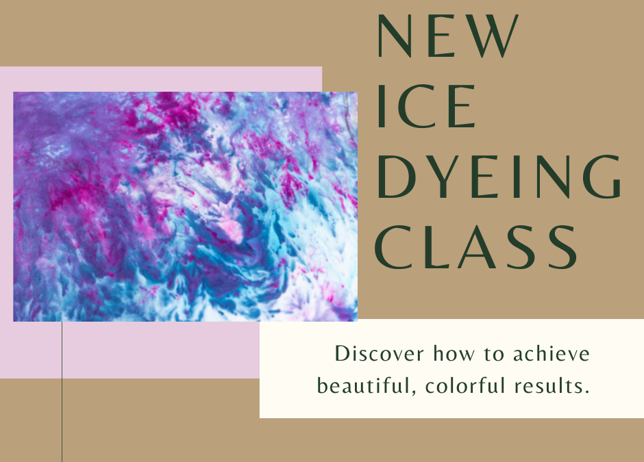 Discover How to Ice Dye