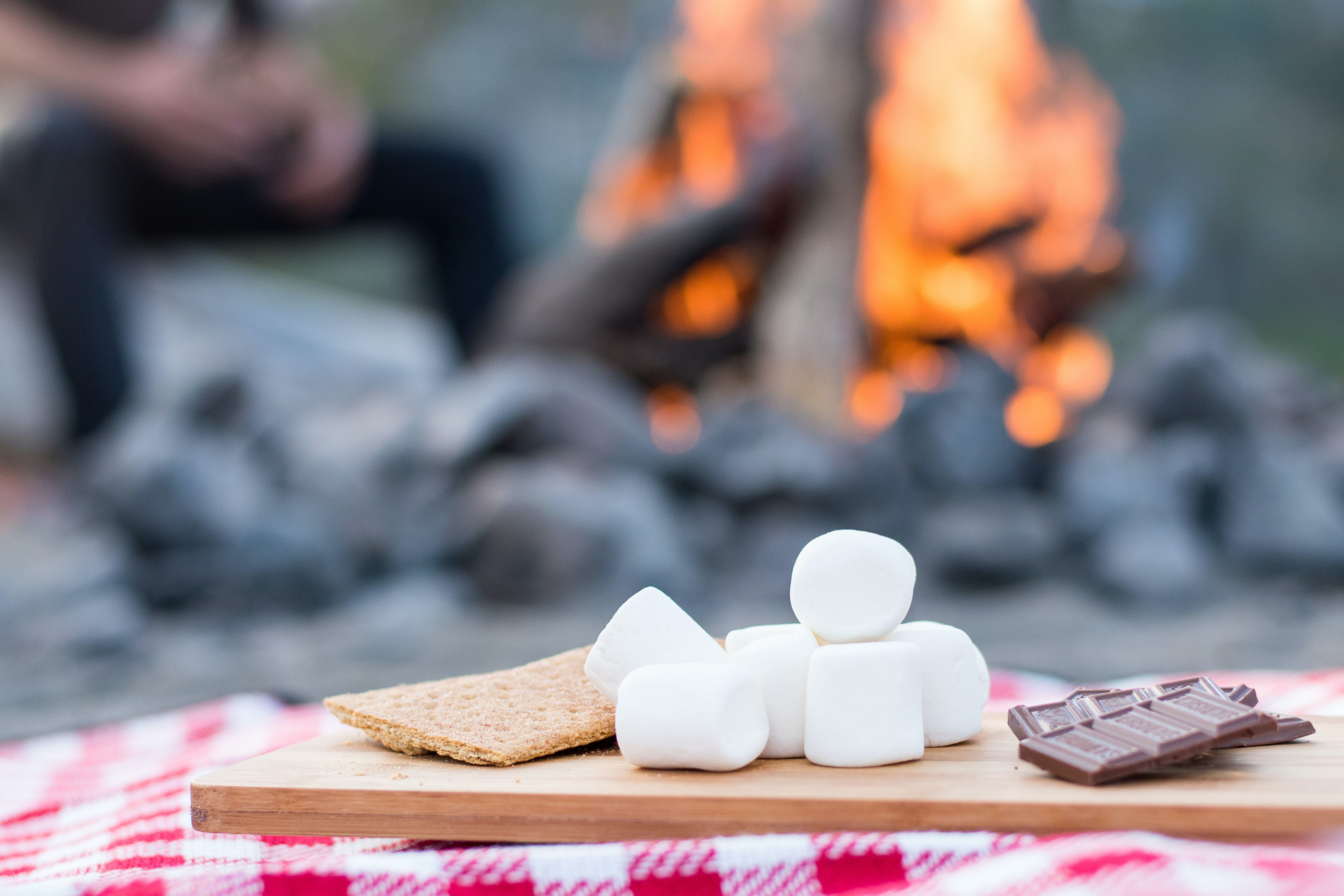 S'mores Ideas, Picnic Must-haves, and more!