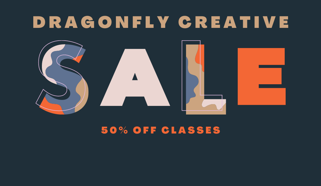 Best price of the year on ALL classes!